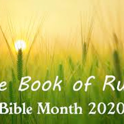 Bible Month Ruth