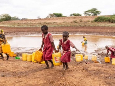 Kenya Water Christian Aid